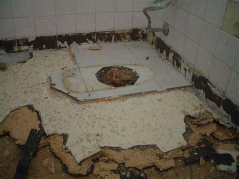 effects of improper ditra installation