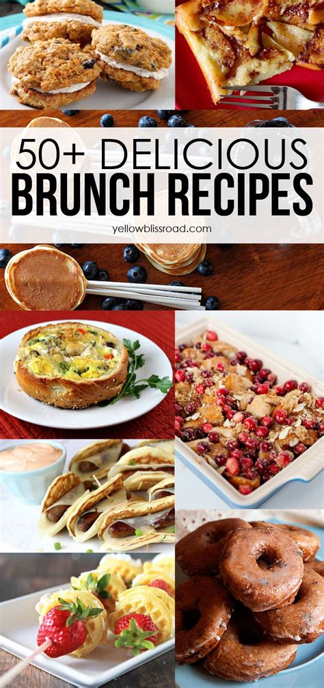brunch recipe ideas 50 delicious brunch recipes brunch strawberry sweets and brunch recipes