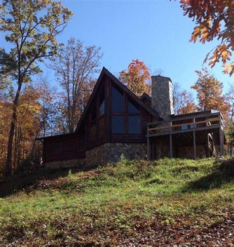 east cabin rentals east tennessee large mountain log cabin elizabethton