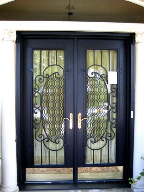 wrought iron security doors custom iron work jmarvinhandyman