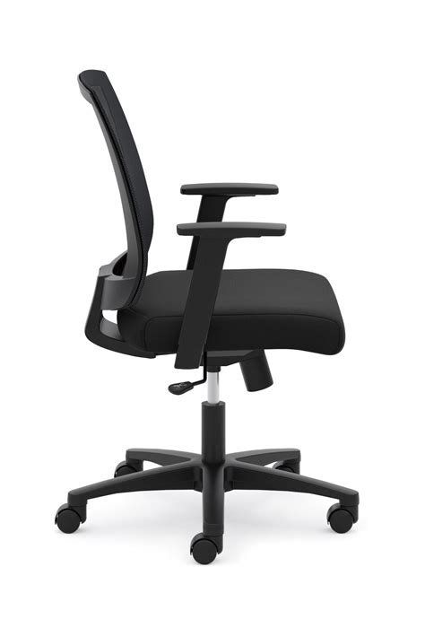 Office Chairs For Back by Office Chair With Footrest The Beautiful Mesh Back