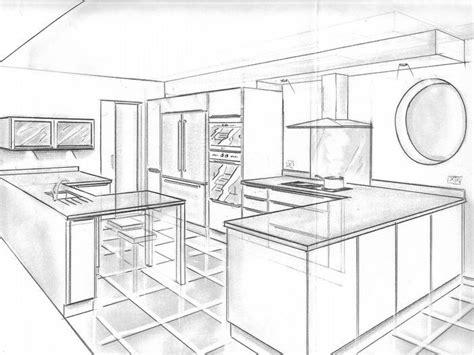 dessins cuisine cuisines sur mesure dominique delaunay 44 nazaire