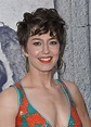 CARRIE COON at The Leftovers, Season 3 Premiere in Los ...