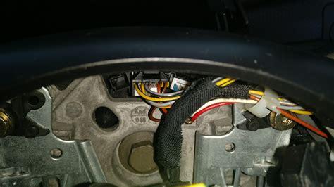 pinout  steering wheel wiringcontrols electrical system bimmersportconz