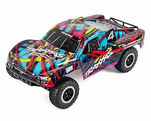 Traxxas Slash 1/10 RTR Short Course Truck (Hawaiian ...