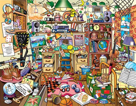 shel silverstein messy room