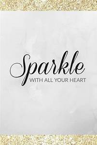 sparkle with al... Classy Dp Quotes
