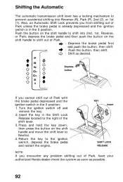 online service manuals 1990 honda accord parking system 1992 honda accord problems online manuals and repair information