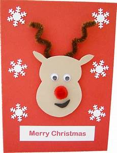 Creative Christmas Cardmaking for Kids