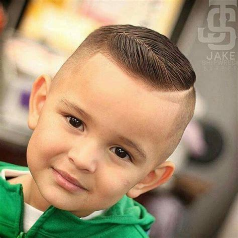 Hairstyles For Baby Boys With Hair by Best 25 Kid Haircuts Ideas On Boy