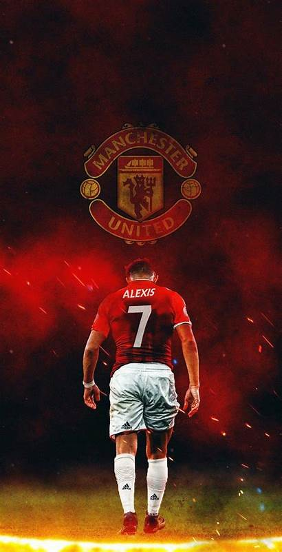 Manchester United Sanchez Alexis Mobile Utd Wallpapers
