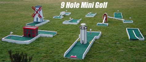 17 Best Images About Mini Golf On Pinterest