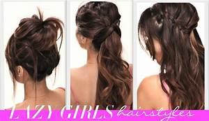 Cool Easy Hairstyles For High School Hair