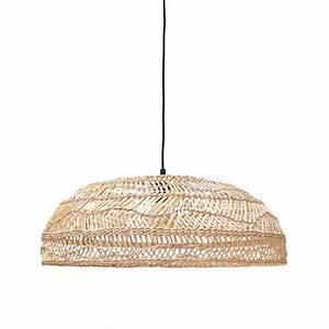 Suspension En Osier : lampe suspension en osier 60cm hk living petite lily interiors ~ Teatrodelosmanantiales.com Idées de Décoration