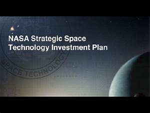 NASA Strategic Space Technology Investment Plan | NASA