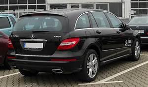 Mercedes Familiale : file mercedes r 350 cdi 4matic lang v251 facelift rear wikimedia commons ~ Gottalentnigeria.com Avis de Voitures