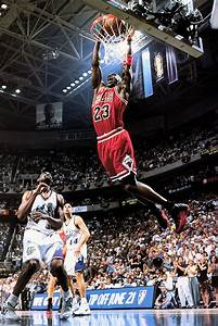 michael jump nba basketball poster my