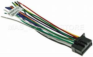 Wire Harness For Pioneer Avh4200nex Avh