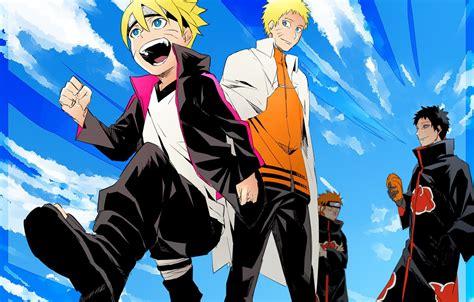 Wallpaper Naruto, Anime, Ninja, Akatsuki, Uzumaki, Shinobi