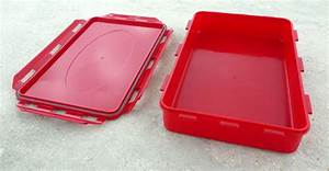 Boite De Rangement Alimentaire : bo te plastique tanche large box kymoa ~ Dailycaller-alerts.com Idées de Décoration