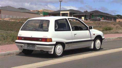 Charade Daihatsu by 1991 Daihatsu Charade G100 Mizuno Sports