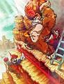 Donkey Kong Arcade fan art   Super mario art, Mario art