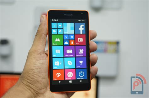 how to android apps on lumia 535 informasi