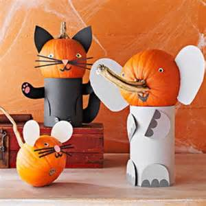 Animal Pumpkin Ideas without Carving