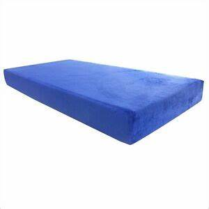 Visco Gel Topper : twin or full size swirl gel visco 6 memory foam mattress blue ebay ~ Eleganceandgraceweddings.com Haus und Dekorationen