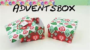 Schachteln Basteln Vorlagen : geschenkbox basteln diy weihnachts geschenkebox anleitung ~ Orissabook.com Haus und Dekorationen