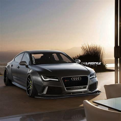 Audi, Audi Rs7 And Cars