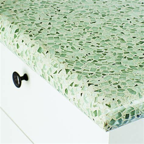 recycled glass countertop why you should opt for recycled glass countertops for your