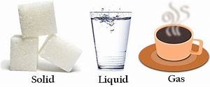 Difference Between Solid Liquid And Gas With Comparison