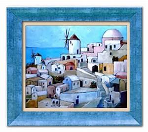 Cadre Marie Louise : choisir le cadre d 39 un tableau ~ Melissatoandfro.com Idées de Décoration