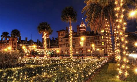 festival of lights florida 7 ways to see nights of lights 2018 st augustine fl
