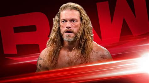 edge announced  tonights wwe raw comments  beth