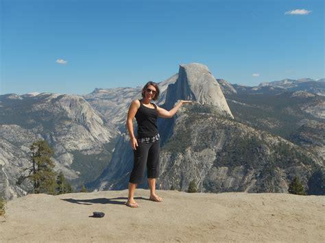 Yosemite Part Half Dome Latitude