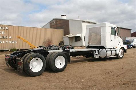 used volvo heavy duty trucks sale 1996 volvo wia64 heavy duty cab chassis truck for sale