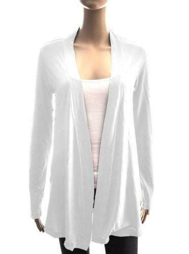 Draped Cardigans For - drape cardigan sweaters ebay