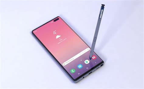 samsung galaxy note 10 launch date confirmed phoneworld