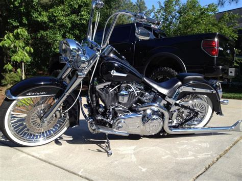 2012 Harley-davidson Softail Deluxe Cruiser For Sale On