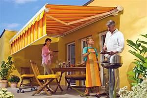 tipps fur verbraucher markisen praktischer sonnenschutz With markise balkon mit wasser tapete