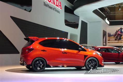 honda brio 2019 2019 honda brio made global debut at indonesia motor show