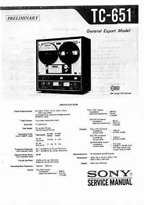 Sony Tc