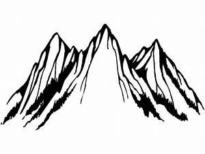 Mountain Peak Logo | Clipart Panda - Free Clipart Images