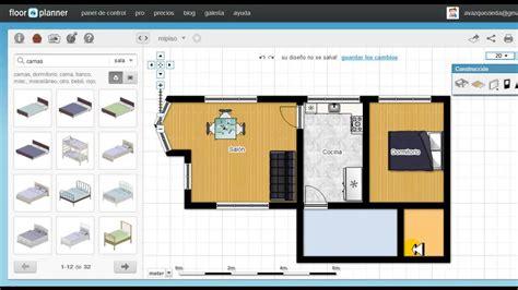 floor plan software tutorial de floorplanner en español