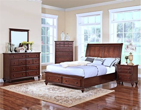 modern eastern king size bed footboard base storage