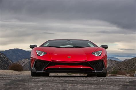 lamborghini aventador 2015 lamborghini aventador sv first test review