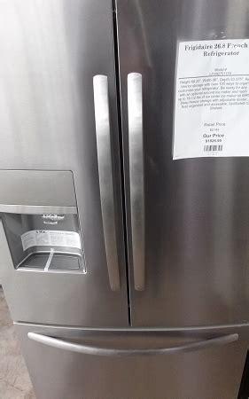 Frigidaire 26.8 French Door Refrigerator