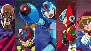Mega Man X Legacy Collection Soundtrack May Tease A New